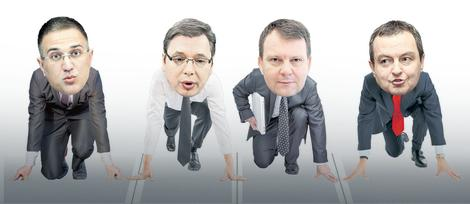 KVOTE ZA IZBORE U KLADIONICAMA Mala zarada na Vučiću