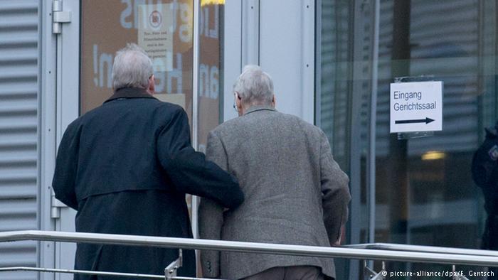 Kasna pravda: nacisti pred sudom
