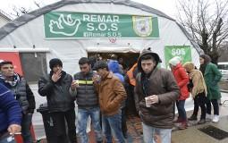 Komesarijat: Srbija može da primi onoliko izbeglica koliko uđe za tri dana