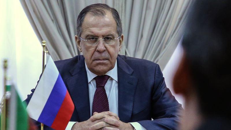 Lavrov: Ulazak Crne Gore u NATO je vještačka odluka