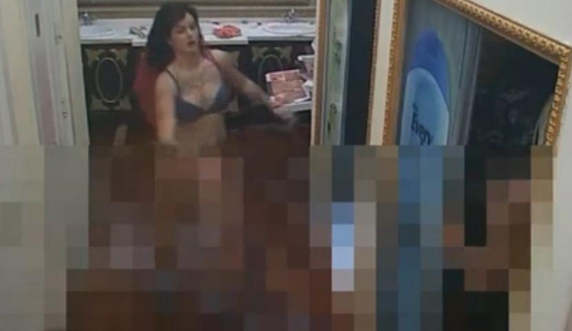 seksi tuš porno
