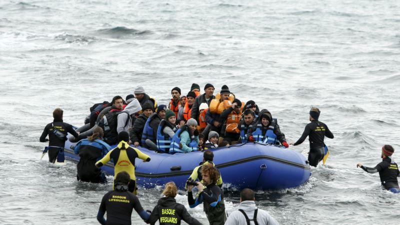 MOM: 2016. u Evropu ušlo više od 76 hiljada migranata