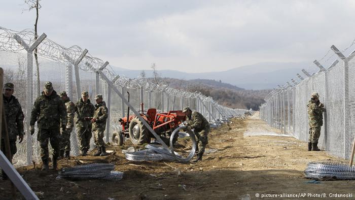 Makedonija između dve Evrope