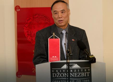 Mančang: Odnosi Kine i Srbije na visokom nivou