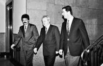 Milo Đukanović i njegov djed četnički komandant CG Blažo Đukanović