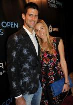 Novak i Jelena Đoković :Iznenađenje za najdraže