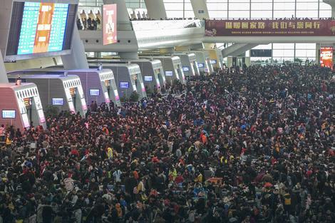 Oko 263 miliona Kineza putovaće u inostranstvo ove godine