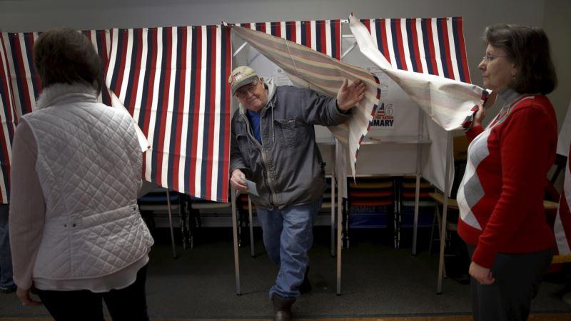 Počeli primarni izbori u Nju Hempširu