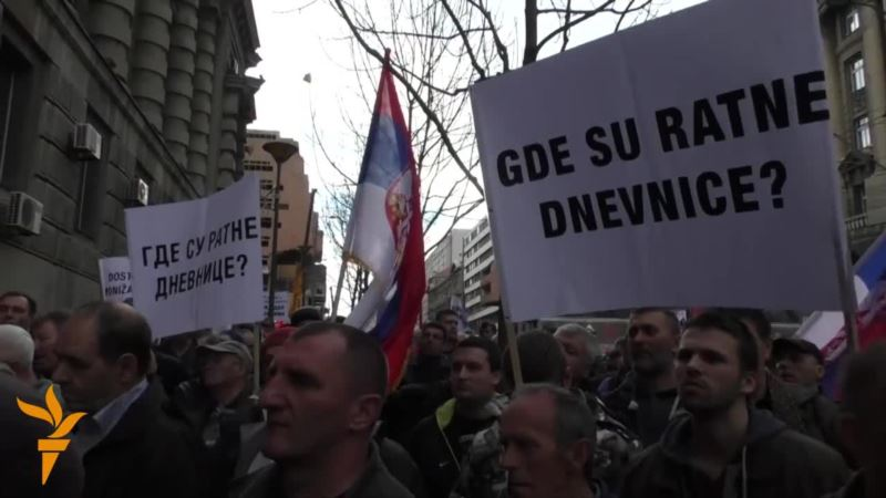 Protest ratnih veterana: Bitka za goli život