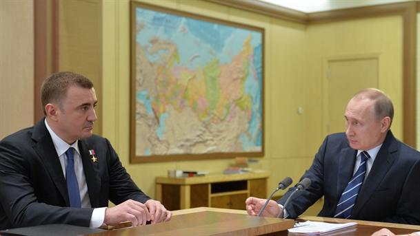 Putin spavao, a medved se šunjao, šunjao...
