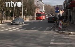 Raskrsnica kod Voždove škole uskoro dobija semafore (VIDEO)