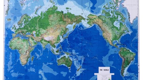Rusija Pravi Novu Mapu Sveta