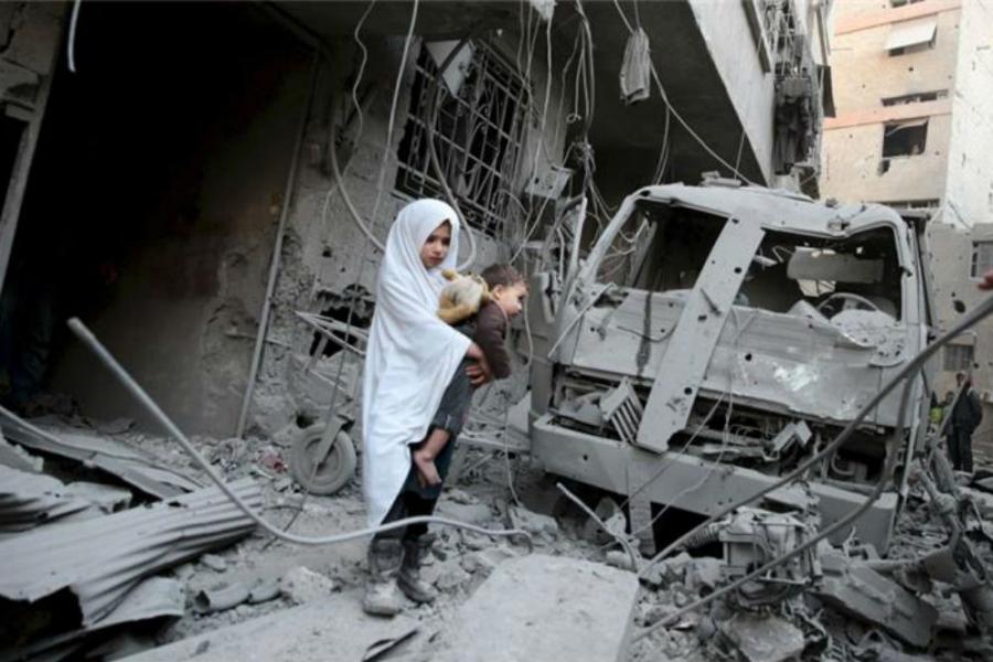 Rusija svakog dana koristi kasetne bombe u Siriji