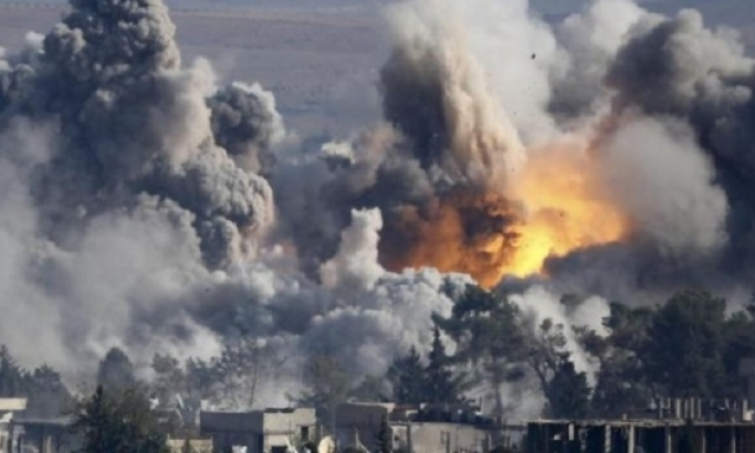 SAD: Ruski vazdušni napadi dirketno pomažu ID-u