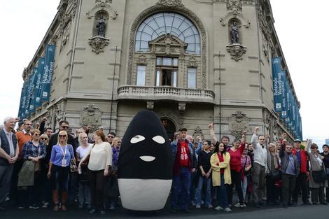 SDS pozvao građane na protest ispred gradske skupštine