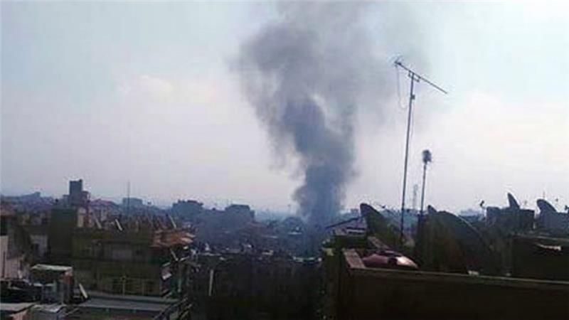 Smrtonosna eksplozija potresla Damask