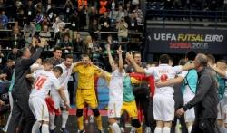Srbija golom u poslednjoj sekundi do polufinala