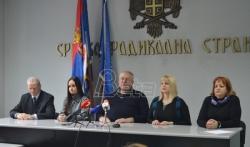 Hoće li Srbija uhapsiti troje radikala?