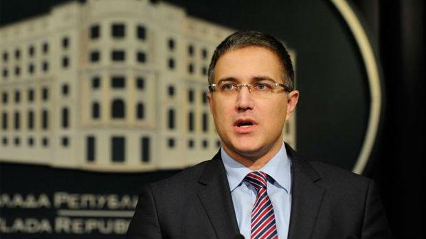 Stefanović odgovara Petrovu: Pogledajte u svoje dvorište