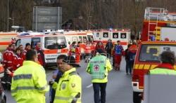 Desetoro mrtvih u sudaru vozova u Nemačkoj