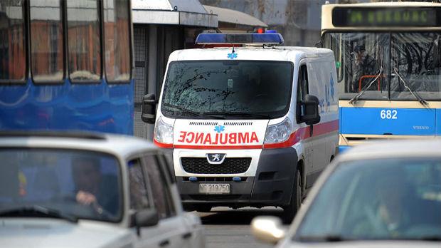 Supružnici stradali u nesreći kod Jagodine, povređeno troje dece