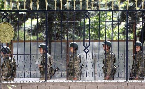 TURSKI GENERALŠTAB: Pučisti oteli vojne komandante