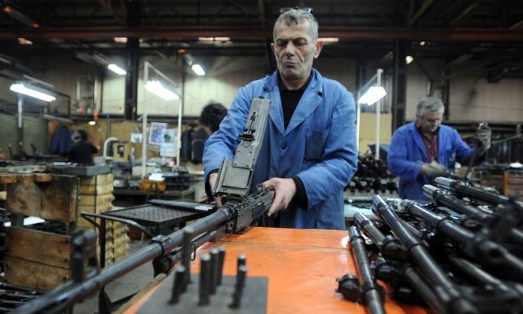 Tehnički remont Bratunac proizvodiće pištolje