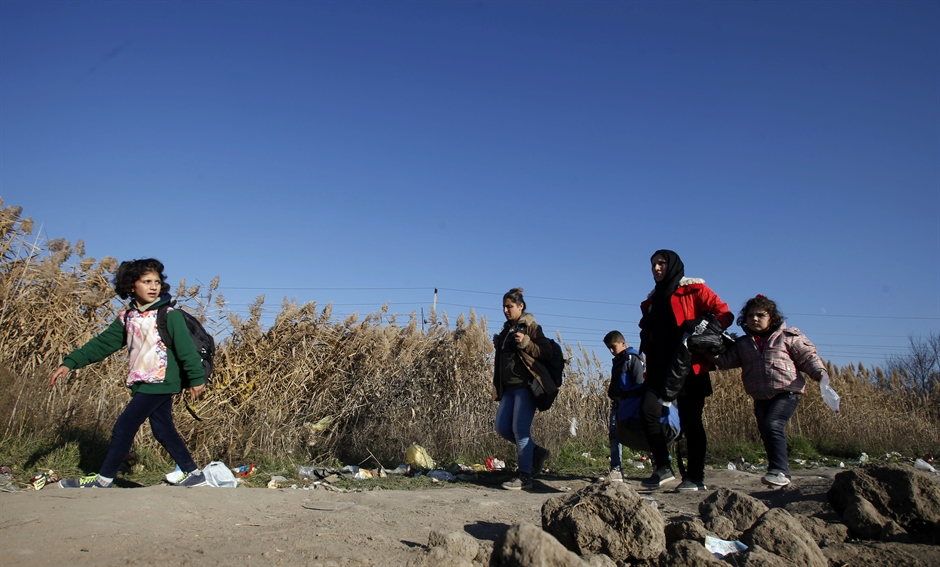 Turci zaustavili žene izbeglice s 15 kg eksploziva