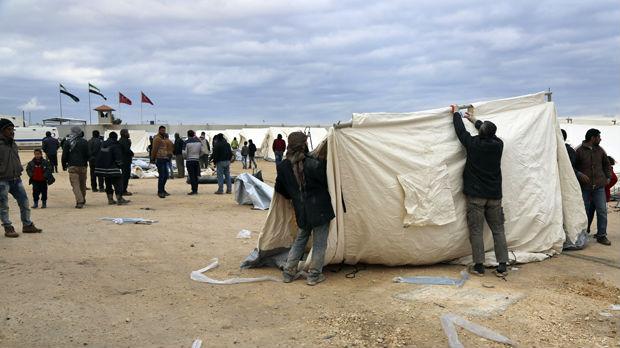 Turski humanitarci pomažu sirijskim izbeglicama