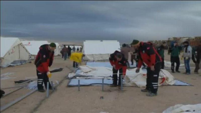 Turski humanitarci u pomoći izbjeglicama