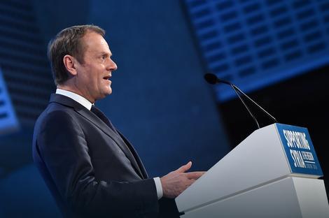 Tusk najavio susrete sa više evropskih lidera o Bregzitu