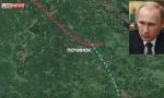 Umalo sudar lovaca Su-27 i aviona koji prevozi Vladimira Putina, MO demantuje da je bilo opasnosti