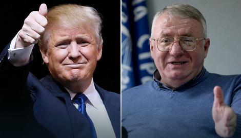 VERUJE U POBEDU Šešelj podržava Donalda Trampa