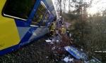 VIDEO: Čeoni sudar vozova, deset mrtvih, 88 povređenih u Nemačkoj