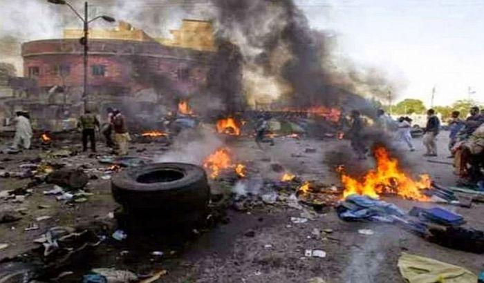 Više od 60 mrtvih u bombaškom napadu