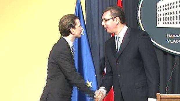 Vučić: Austrija podržava i otvaranje poglavlja 5, 15, 25 i 26