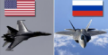 Ako zarate Amerika i Rusija, ko će pobediti u VAZDUŠNOJ BICI?