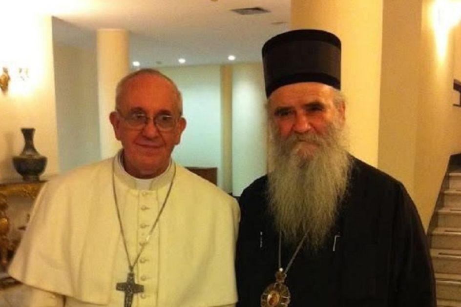 Амфилохије хоће да преименује СПЦ у црногорску цркву: СПЦ није српска већ Божија Црква (Видео)
