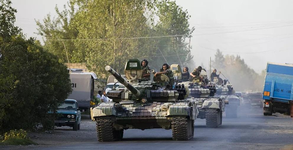 Сукоби на Кавказу: Борбе на границама Јерменије и Азербејџана