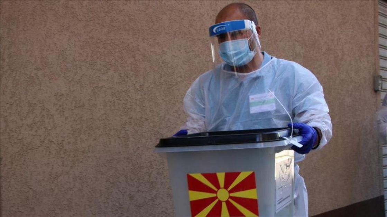 У Македонији отворена биралишта