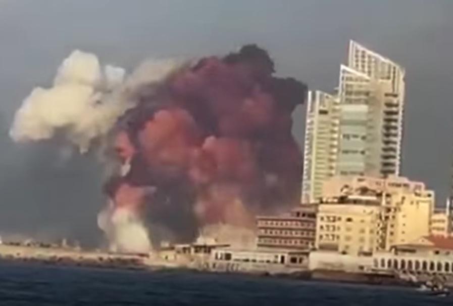 Трагедија у Бејруту управо је постала много гора, откривено шта је било у складиштима, прети тотална катастрофа!
