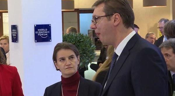Вучић преломио: Брнабић остаје премијерка!