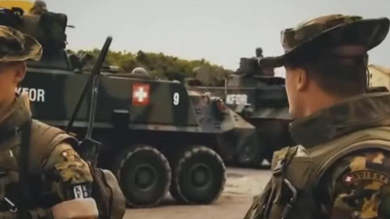 НЕШТО СЕ СПРЕМА НА КОСОВУ! КФОР-у се придружила Војска Србије!