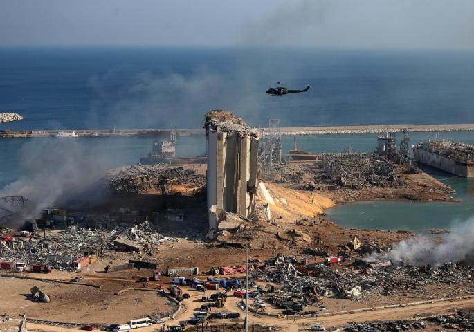 РУСКИ ГЕНЕРАЛ ТВРДИ: Бејрут је ракетиран!