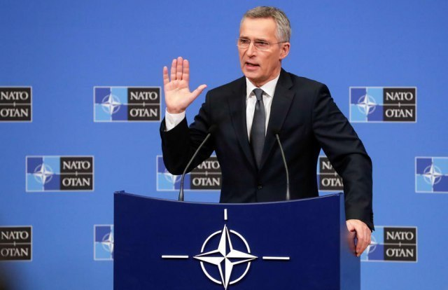 """""""НАТО је спреман да реагује у Белорусији"""""""