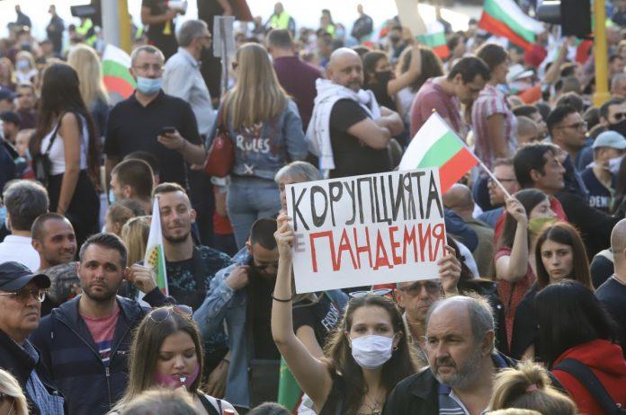 Бугарска влада подноси оставку због протеста?! (видео) 0 (0)