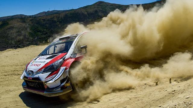 03.06.2019 ::: Rally Portugal 2019: Treća pobeda Tanaka ove sezone