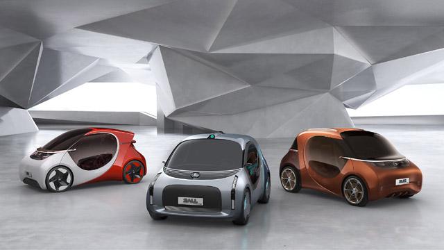 06.12.2018 ::: BASF i GAC centar za istraživanje i razvoj zajedno razvili prototipe automobila za mobilnost u budućnosti