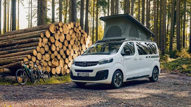 08.03.2021 ::: Novi Kamper: Opel Zafira Life sada dostupna kao Crosscamp Lite