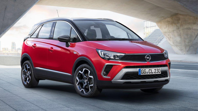 08.04.2021 ::: Novi Opel Crossland već od 13.990 evra